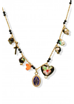 Collier  FRIDA Or