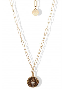 Collier Apparition ROCK Or