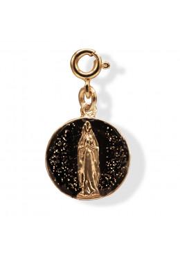 Médaille APPARITION Noir