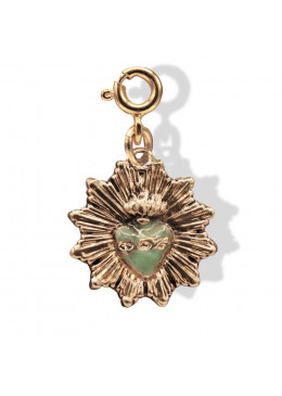 Médaille «Ex Voto» Turquoise