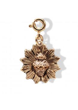 Médaille «Ex Voto» Argent Paillette
