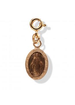 Médaille CAPRI Or Orage