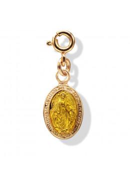 Médaille CAPRI Or Soleil