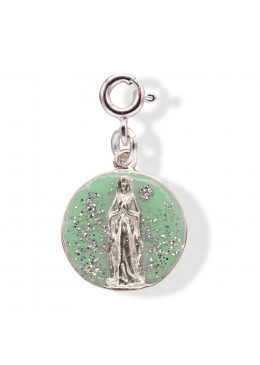Médaille APPARITION Turquoise