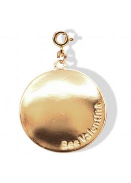 médaille «Maria-Magdalena» doré Dos