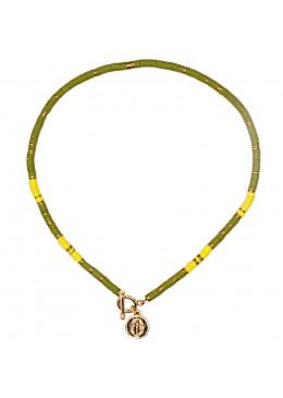 Ras-du-cou « Sao Paulo » Mini-Médaille