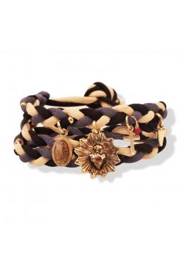 Bracelet Lycra BYZANCE 01 Neige