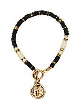 """Bracelet """"Sao Paulo"""" Grande Médaille"""