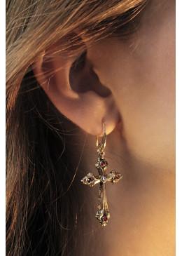 Boucles d'oreilles NEW CHRISTA OR