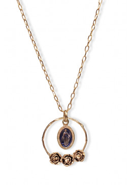 Collier IMMORTELLE Or 00 Brut