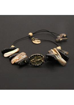 Bracelet «Miracle» Strass et pierres