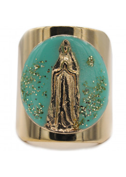 Bague-APPARITION-Turquoise