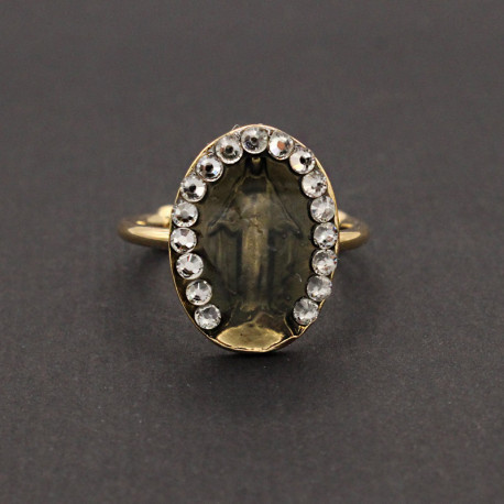 """Bague """"Miracle Strass"""""""